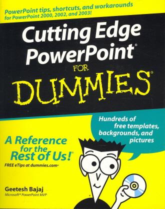 Cutting Edge PowerPoint for Dummies