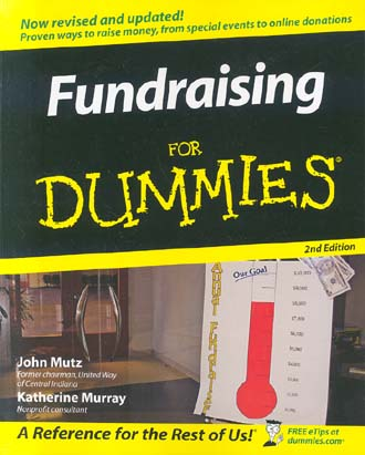 Fundraising for Dummies (2nd Edition)
