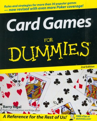 Card Games for Dummies (2nd Edition)