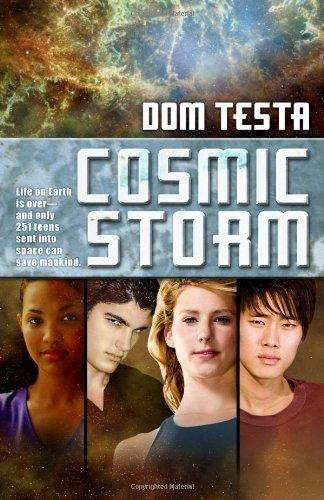 Cosmic Storm (Galahad, Bk 5)