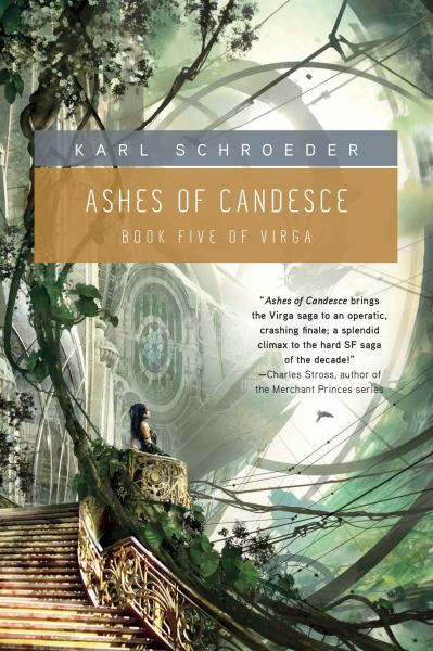 Ashes of Candesce (Virga, Bk. 5)