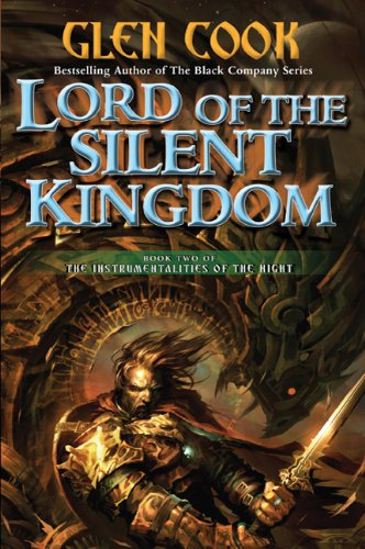 Lord of the Silent Kingdom (Instrumentalities of the Night, Book 2)