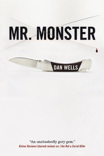 Mr. Monster (John Cleaver Books)