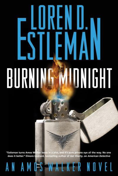 Burning Midnight (Amos Walker P.I.)