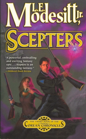 Scepters (Corean Chronicles, Book 3)