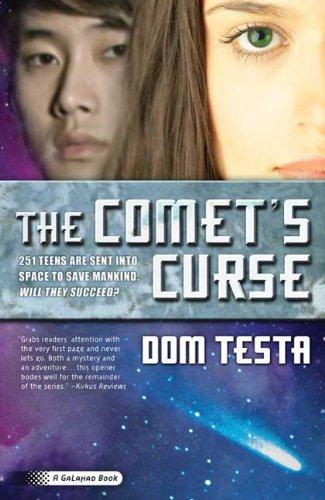 The Comet's Curse: A Galahad Book