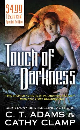 Touch of Darkness (The Thrall, Book 3)