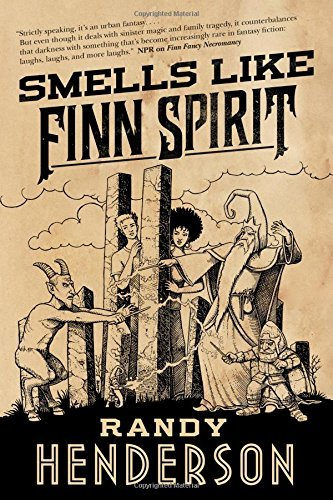 Smells Like Finn Spirit (The Familia Arcana, Bk.3)