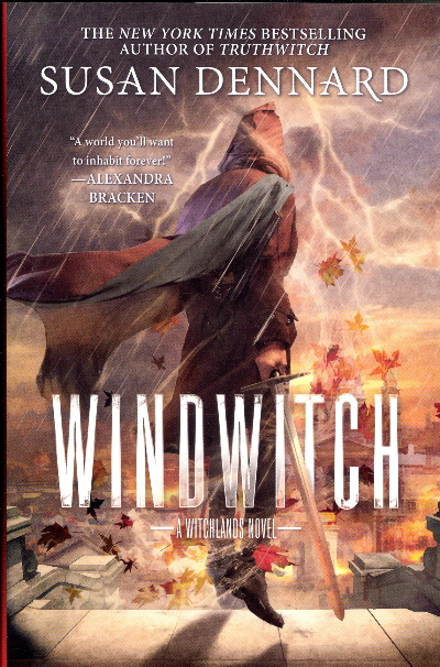 Windwitch (The Witchlands, Bk. 2)