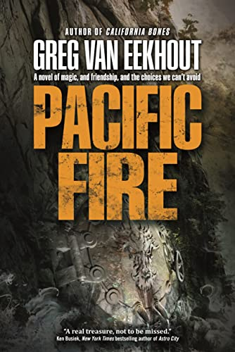 Pacific Fire (Daniel Blackland, Bk. 2)
