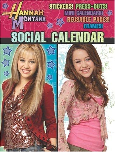 Social Calendar (Hannah Montana)
