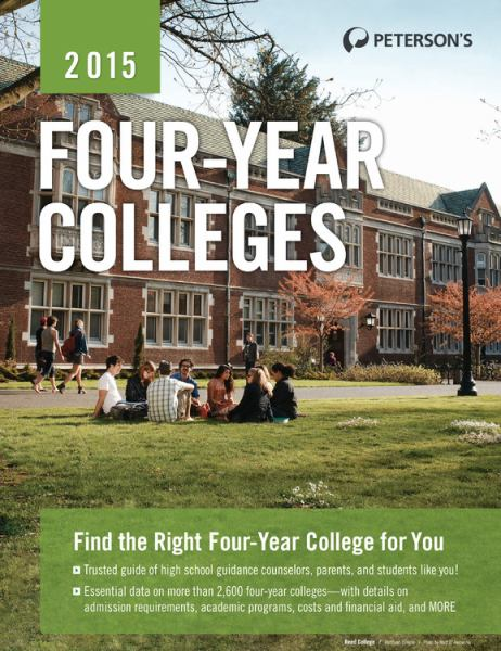 Four-Year Colleges 2015