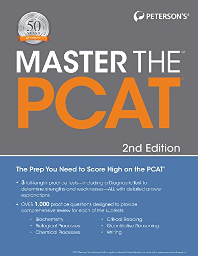 Master the PCAT (2nd Edition)