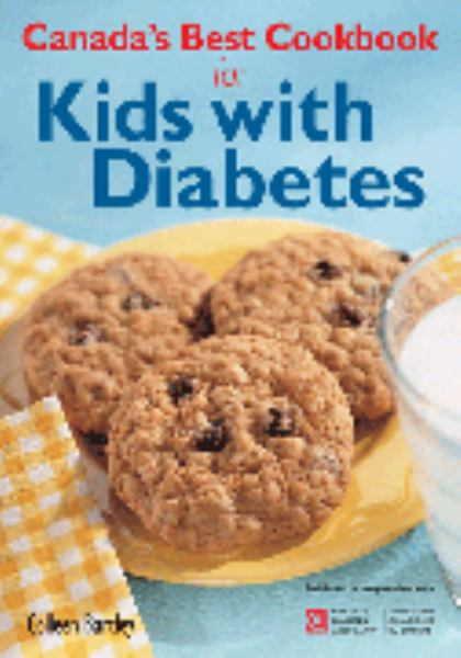 Canada's Best Cookbook for Kids with Diabetes