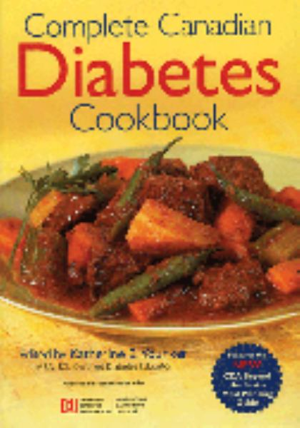 Complete Canadian Diabetes Cookbook