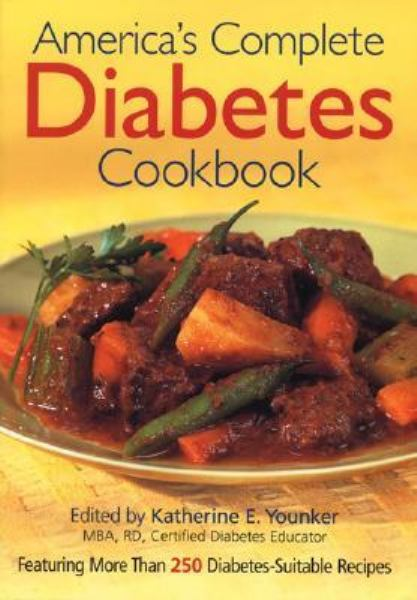 America's Complete Diabetes Cookbook