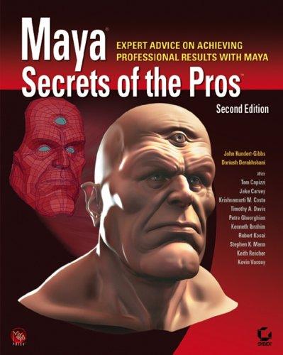 Maya: Secrets of the Pros (2nd Edition)