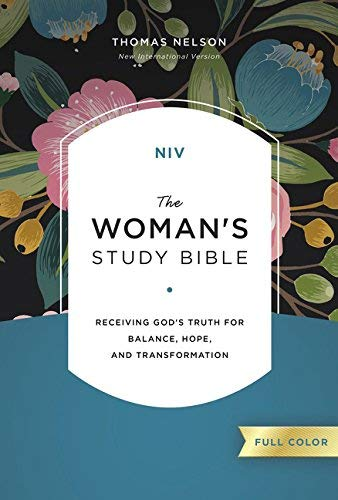 NIV The Woman's Study Bible