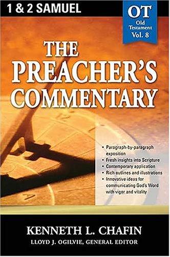 1, 2 Samuel (The Preacher's Commentary, Old Testament, Volume 8)