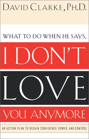 I Don't Love You Anymore