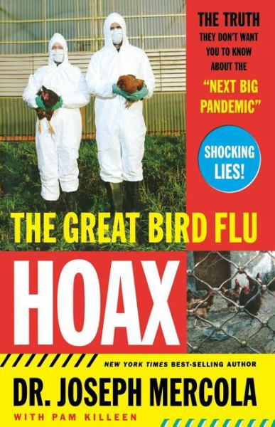 "The Great Bird Flu Hoax: The Truth They Don't Want You to Know About the ""Next Big Pandemic"""