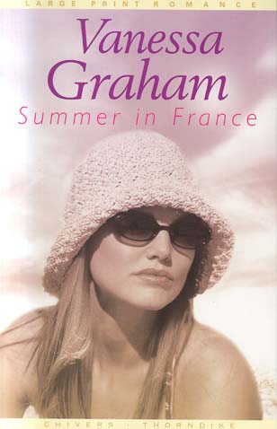Summer in France (Large Print)