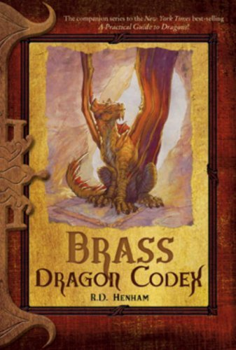 Brass Dragon Codex (The Dragon Codices)