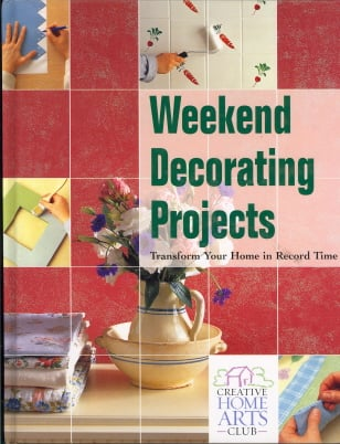 Weekend Decorating Projects