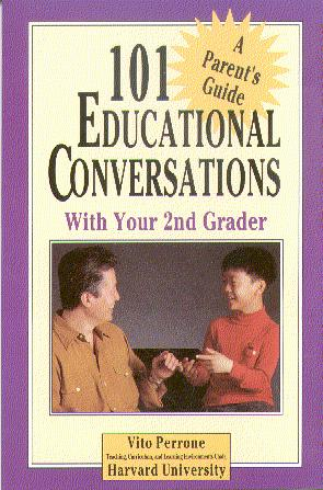 101 Educational Conversations With Your 2nd Grader