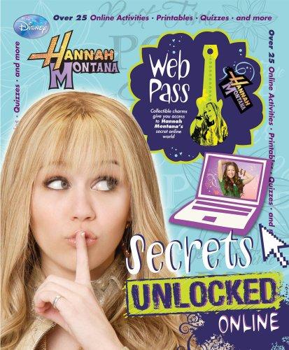 Secrets Unlocked Online (Hannah Montana, Web Pass)