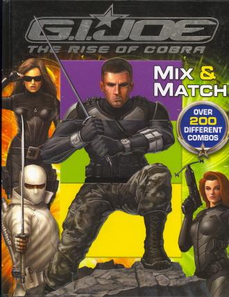 G.I. Joe: The Rise Of Cobra (Mix & Match)