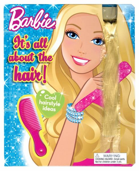 It's All About the Hair! (Barbie)