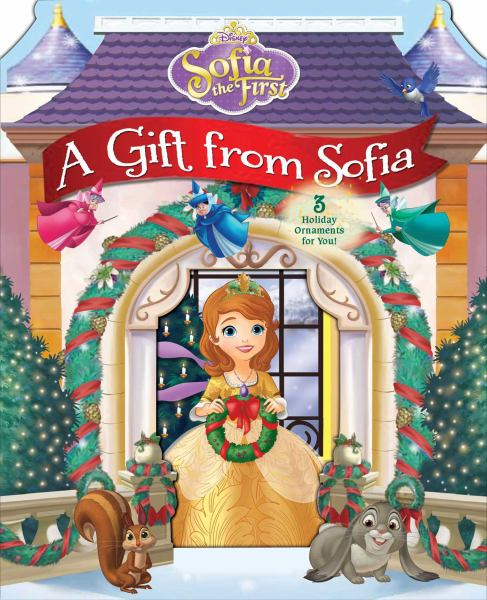 A Gift from Sofia (Disney Sofia the First)