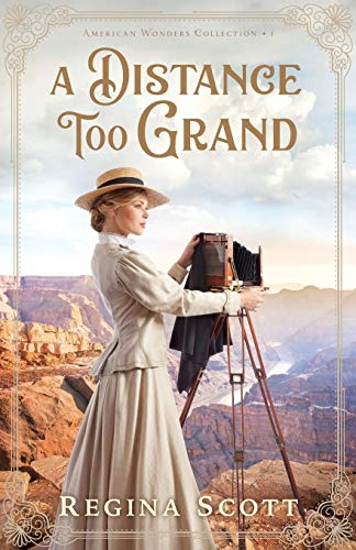 Distance Too Grand (American Wonders Collection, Bk. 1)