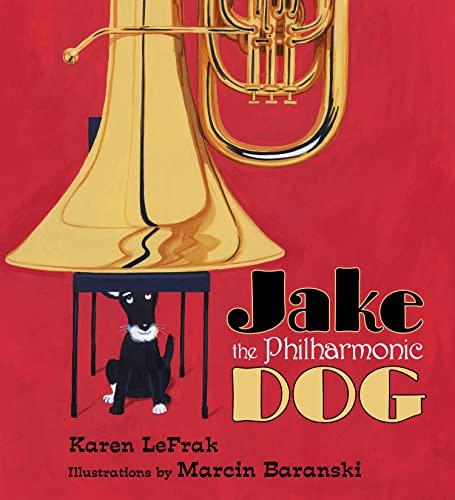 Jake The Philharmonic Dog