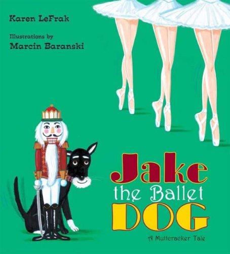 Jake The Ballet Dog