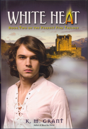 White Heat (Perfect Fire Trilogy, Book Two)