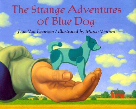 The Strange Adventures of Blue Dog
