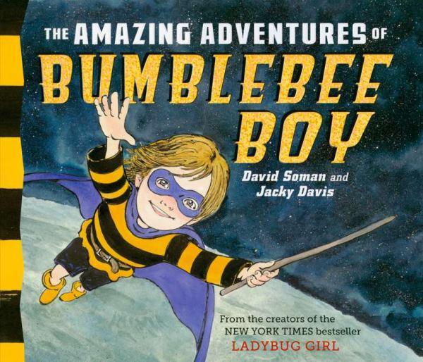 The Amazing Adventures of Bumblebee Boy