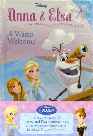 Anna & Elsa Sisterhood is the Stronges Magic (Disney Frozen: A Warm Welcome/The Great Ice Engine)