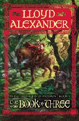 The Book Of Three (The Chronicles Of Prydain, Bk. 1)