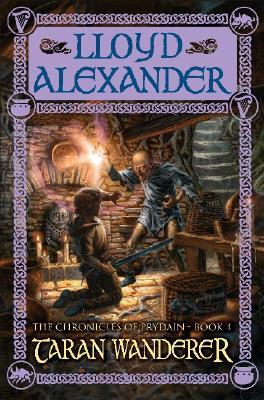 Taran Wanderer (The Chronicles Of Prydain, Bk. 4)