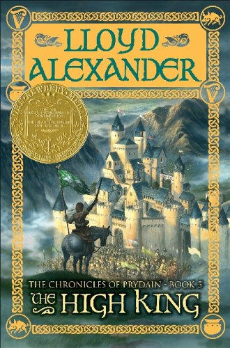 The High King (The Chroniclles Of Prydain, Bk. 5)