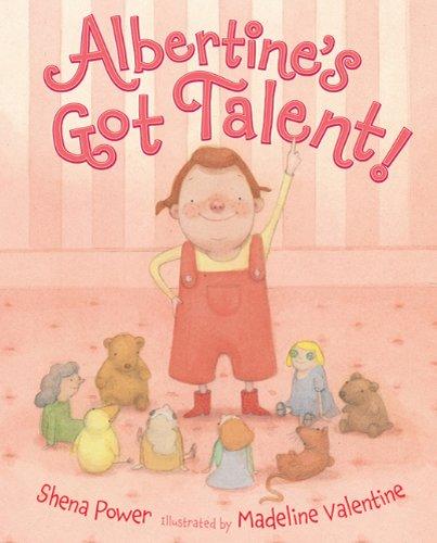Albertine's Got Talent!