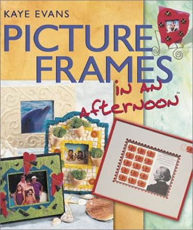 Picture Frames in an Afternoon