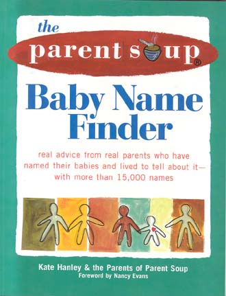 The Parent Soup Baby Name Finder