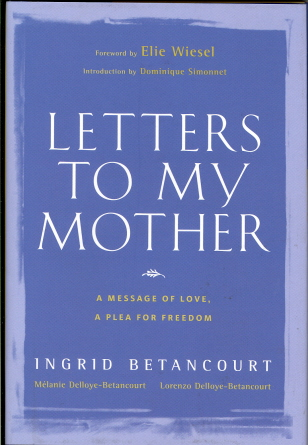 Letters to My Mother: A Message of Love, A Plea for Freedom