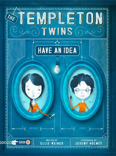 The Templeton Twins Have an Idea (Bk. 1)