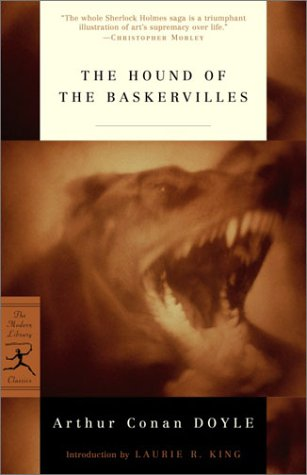 The Hound of the Baskervilles (Modern Library Classics)