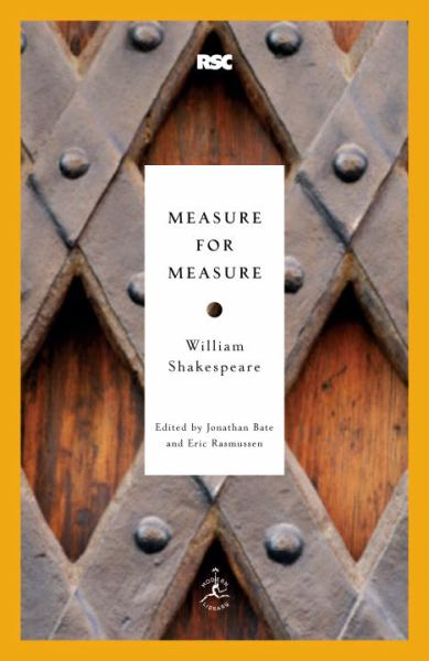 Measure for Measure (Modern Library Classics)